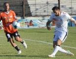 Diego Magno, dos goles para el negro