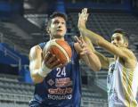 El alero Franco Giorgetti es jugador de Gimnasia de Comodoro Rivadavia.