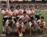 River Plate campeón 1990