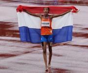 La neerlandesa Sifan Hassan