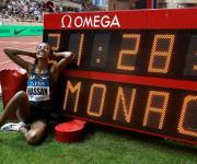 Sifan Hassan batió el récord del mundo femenino de la milla