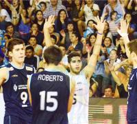 Argentina festeja. Finalista del Mundial U19