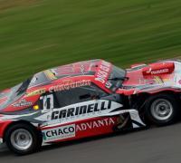 Augusto Carinelli undécimo en los entrenamientos