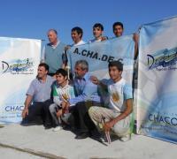 Los integrantes del seleccionado de Chaco que competirán con los seleccionados de Argentina, Brasil y Paraguay.