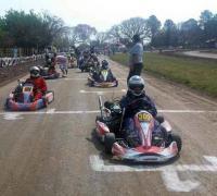 Karting en Villa Barberán