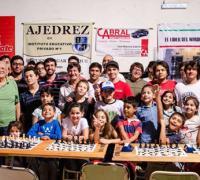Otro gran encuentro de ajedrez para categorías Principiantes, Intermedios, Avanzados y Libre.