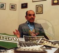 Antonio Alemis, fundador de Hindú Club