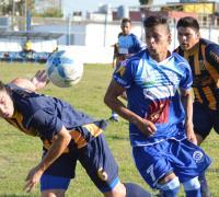 Villa Alvear festejó anticipadamente el Clausura.