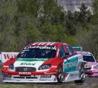 Facundo Ardusso resultó cuarto con el Fiat.