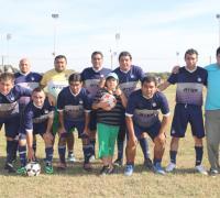 El equipo de ATSA que cayó ante Villa Rica 3 a 1