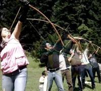 Arquería, un deporte no tradicional en el Chaco. Se viene un curso.