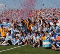 Argentina campeón mundial 2007 en Canadá