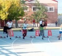 Actividades atléticas en el Jaime Zapata