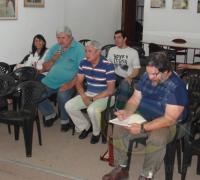 Reunión de inscripción para el Provincial de Mayores