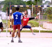 Con Brechas Handball Club y Mirbeo se inicia la actividad