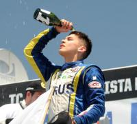 Lucas Carabajal quiere volver a festejar, como al final del 2017