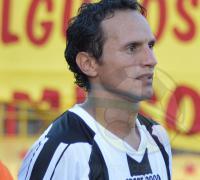 Diego Magno, uno de los integrantes del ataque albinegro.