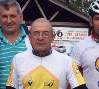 Miguel Cencha, ganador en Master D