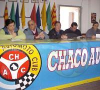 Otros tiempos, el Chaco Automoto Club en plena actividad