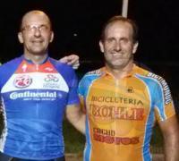 Rolando Ahumada y Darío Bolhé