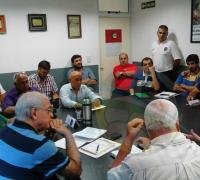 Reunión del Comité Regional de Básquetbol
