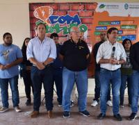 """El 30 de marzo comenzará la edición 2019 de la Copa Futuro, con el lema """"Entrás a la cancha, salís de la calle"""", organizada por la Presidencia del Concejo Municipal, a través del Consejo Consultivo del Deporte."""