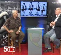 Imagen del programa con Julio César Cubillas