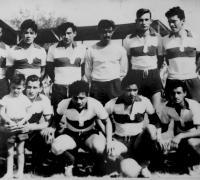 Los Pistoleros 1957. Hoy cumple años Central Norte