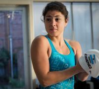 Daniela Giménez campeona mundial en Mexico