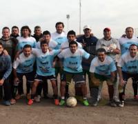 Deportivo Barranqueras en Juniors A