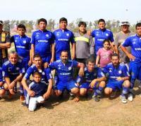 Deportivo Guemes en Seniors B