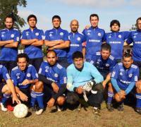 Deportivo Güemes, animador de los torneos de la AVFR