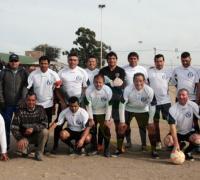 Deportivo Villa Rica, campeón del Clausura 2016 en Junior A