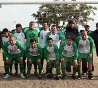 En Juniors A el equipo de Desmparados que igualó con Tono Aguillar