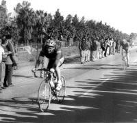 Llegada de la Vuelta del Chaco en 1999