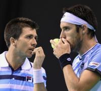 Berlocq y Mayer el dobles ganador en Bélgica