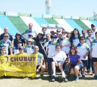 Los Deportes adaptados en el Jaime Zapata