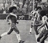 Debuta Diego Maradona en Argentinos Juniors