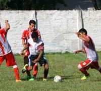 El albo de Villa Marín fue demasiado equipo para Escuela Municipal de Fontana.