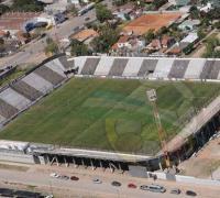 El estadio albinegro alberagrá a numerosos espectadores el domingo.