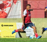 Claudio Santa Cruz el gol de Estudiatnes
