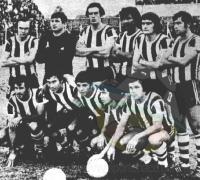 Chaco For Ever 1974 clasificó al Nacional.