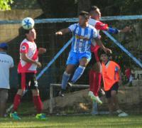 Fontan le ganó uno a cero a Falucho. Foto gentileza Diario Norte.