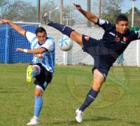 Fontana le ganó un dificil partido a Independiente de Formosa