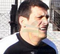 Aldo Visconti, mostrará su poderío ofensivo frente a Guaraní.