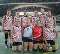 Fundación, las campeonas femeninas