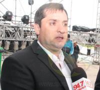 Agustin Altieri, ganador del Aproach en el Hoyo 8