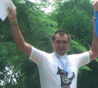 Ricardo García en Master D