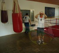 Javier Alvarez en el gimnasio de Jujuy 562