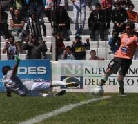 Mauro Chaulet, figura en el último partido de For Ever